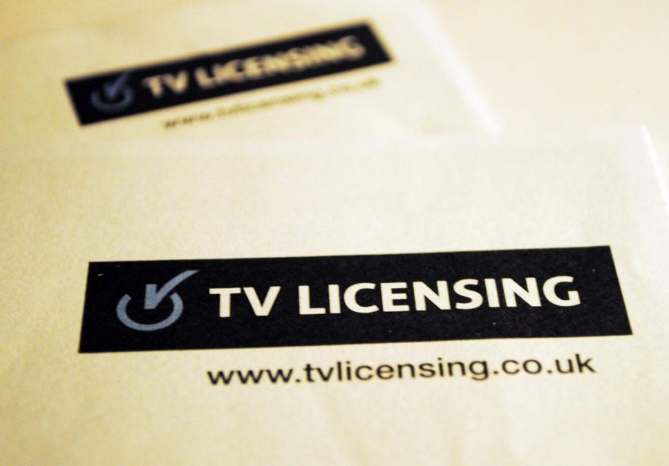 TV licensing is warning residents in Gedling borough about scam emails