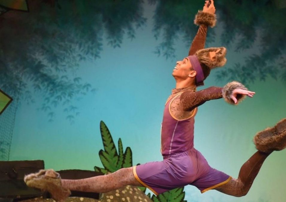 Photo of Bite Size Ballet shows coming to big screen in Arnold