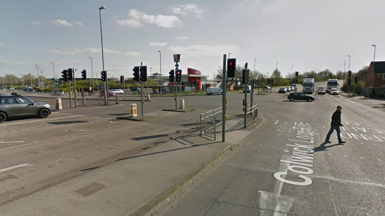 Pensioner seriously injured after car crashes into bollard in Netherfield