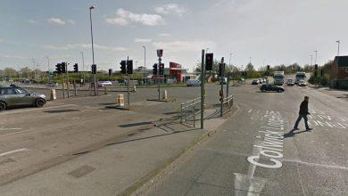 Photo of Pensioner, 80, dies after car collides with bollard in Netherfield
