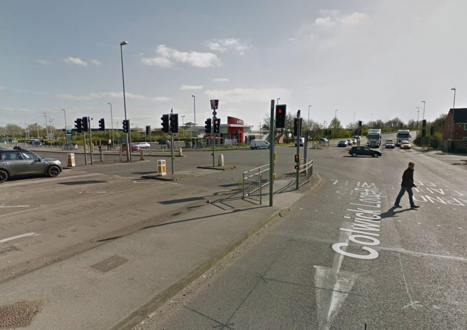 Pensioner, 80, dies after car collides with bollard in Netherfield