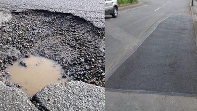 Photo of New £1.75m recruit in fight against pothole problem in Gedling borough