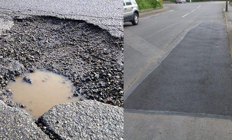 Pothole-repair-Gedling