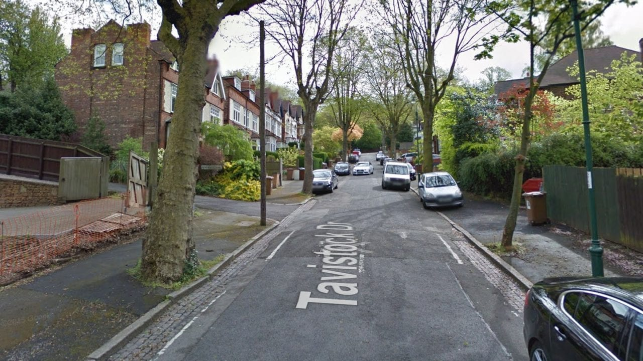 Woman, 60, injured during street robbery in Mapperley Park