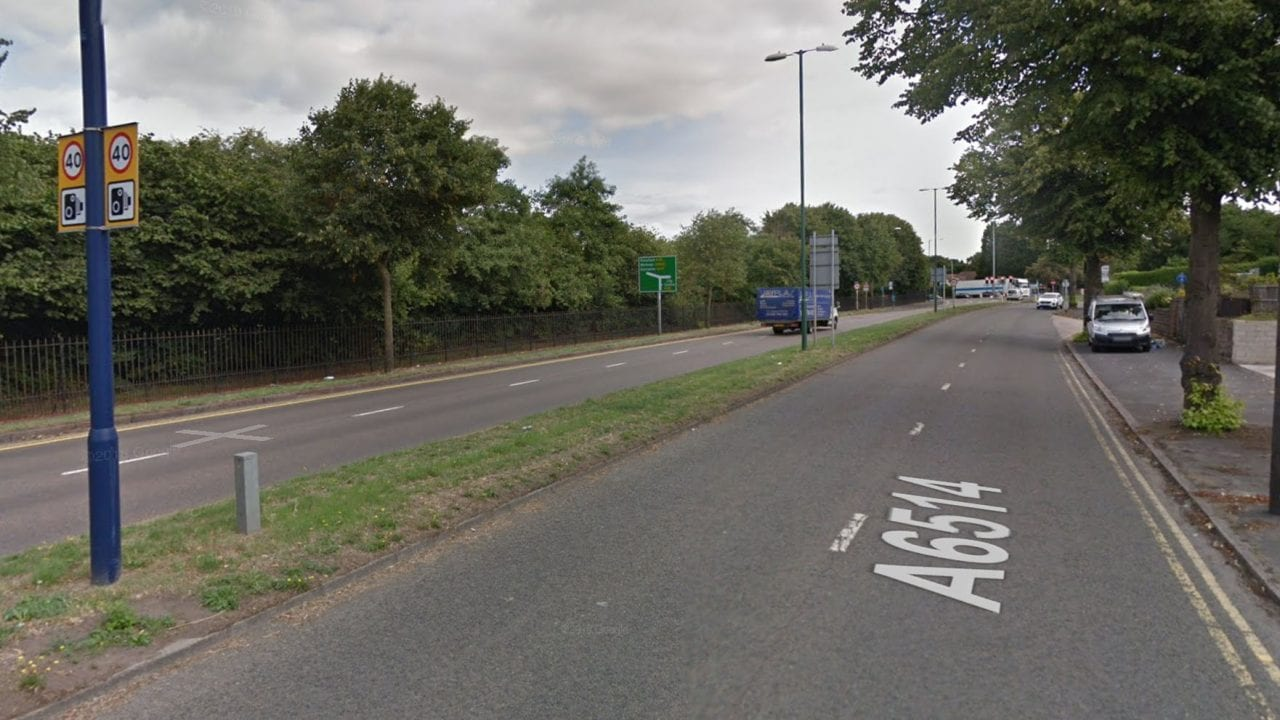 Teens arrested after police pursuit and helicopter search in Mapperley