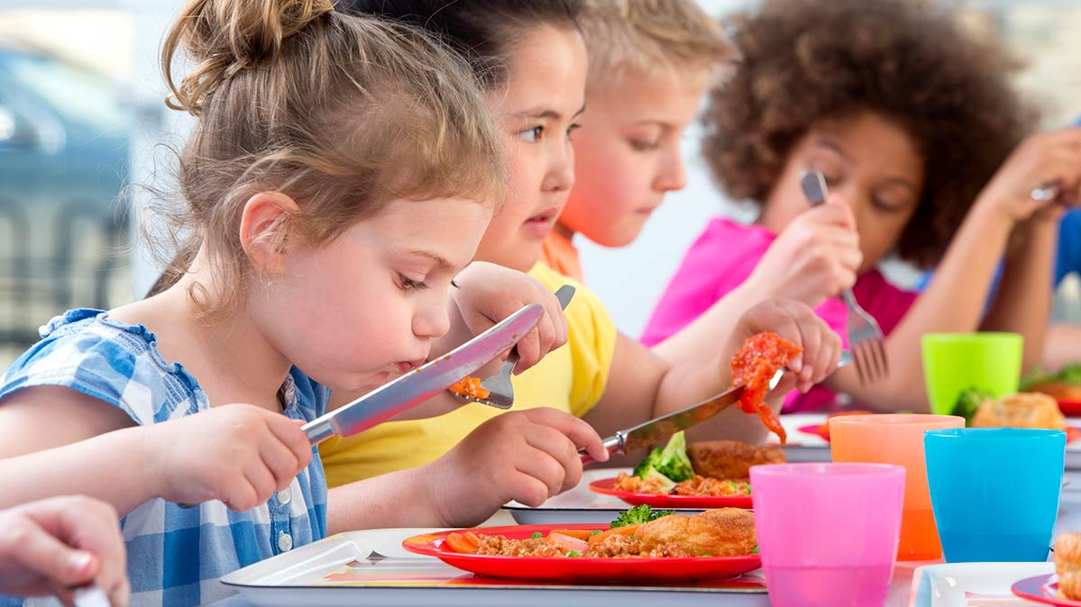Photo of School holiday lunch club being launched to feed hungry families in Netherfield