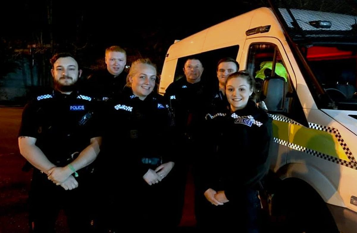 Praise for police specials team helping to make Gedling borough 'a safer place to live'
