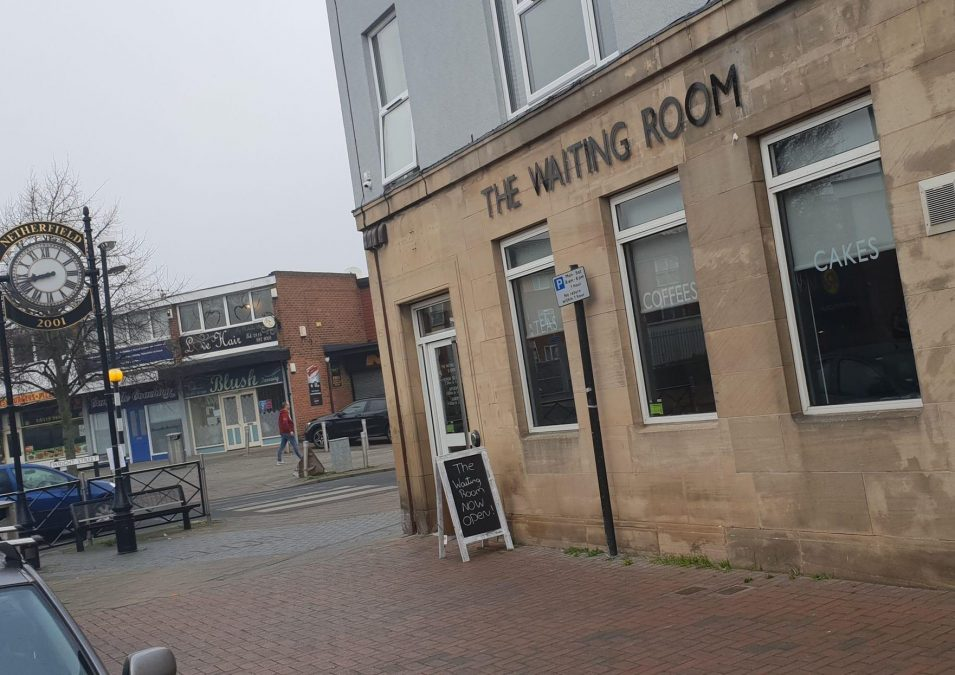 Just the ticket: See inside The Waiting Room – Netherfield's new coffee shop