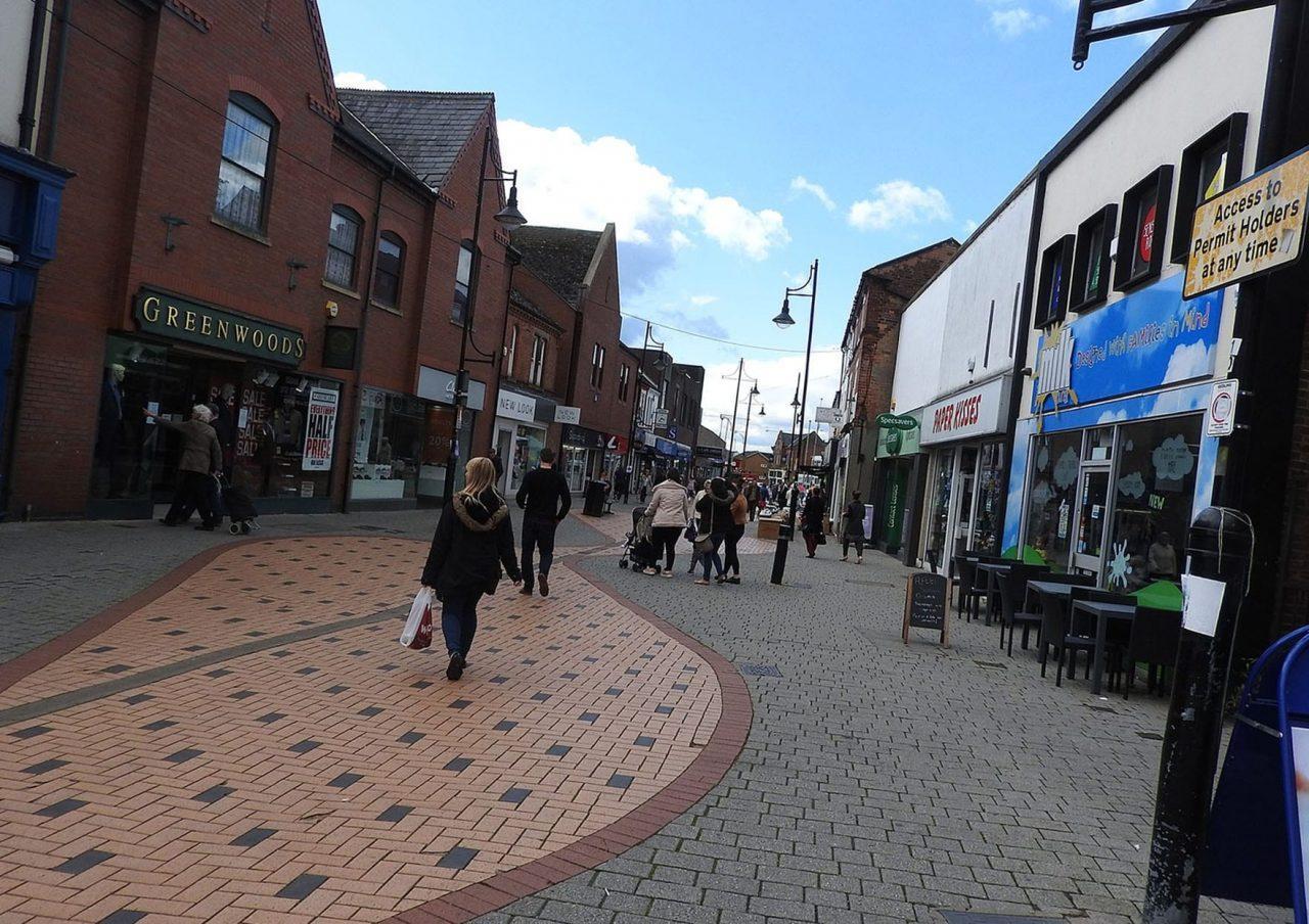 Arnold-town-centre