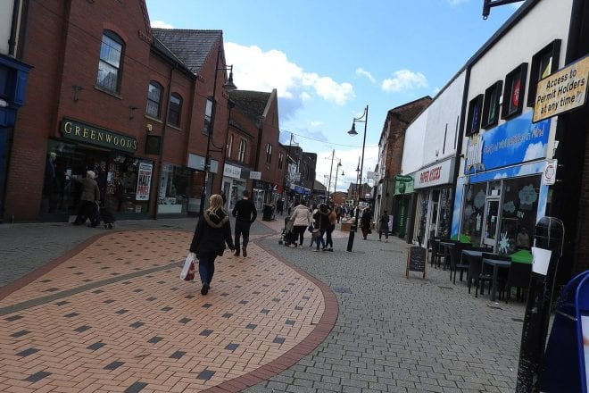 Council bid to £675m Future High Streets Fund in move to boost Arnold town centre
