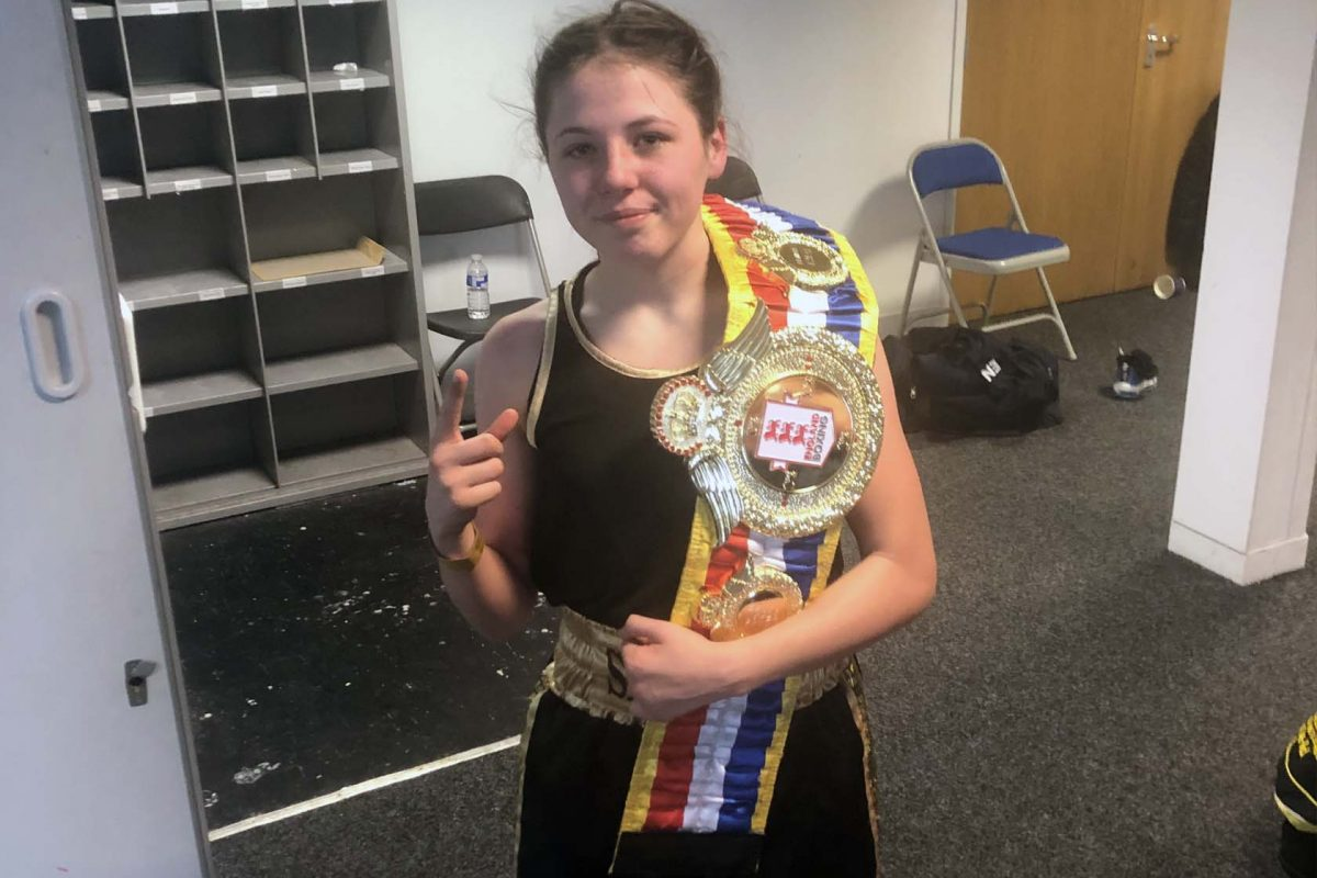 A weekend to remember for young Phoenix ABC boxing champs