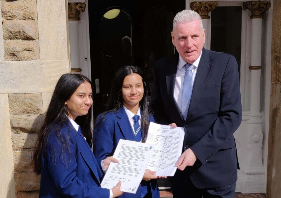 climate-change-petition-vernon-coaker