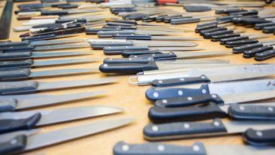 Photo of People in Gedling borough help remove 635 bladed weapons from circulation around Notts