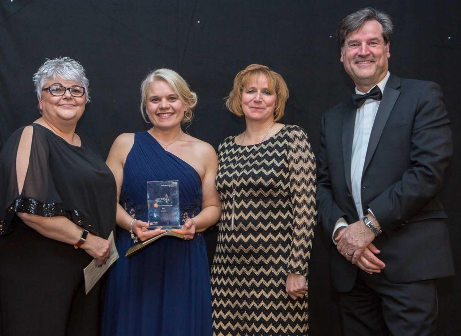 Nurse scoops NHS award for work supporting dementia patients in Gedling borough