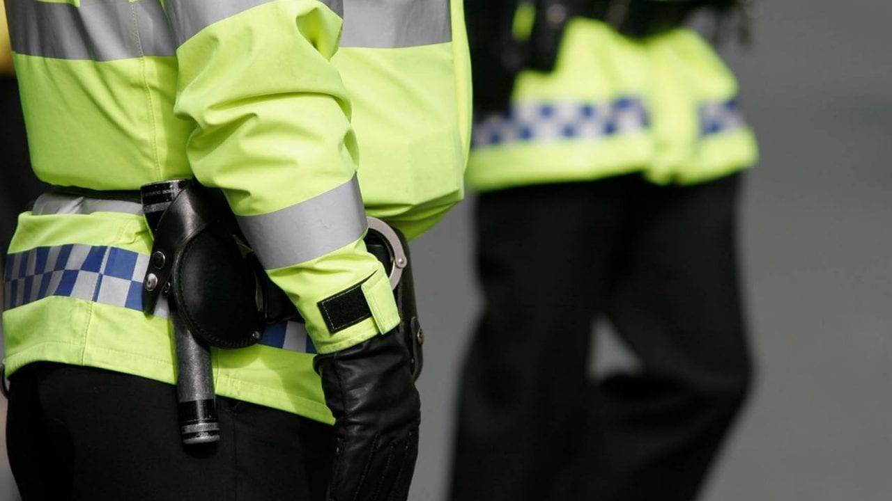 Police find drugs and weapons during raid on address in Carlton