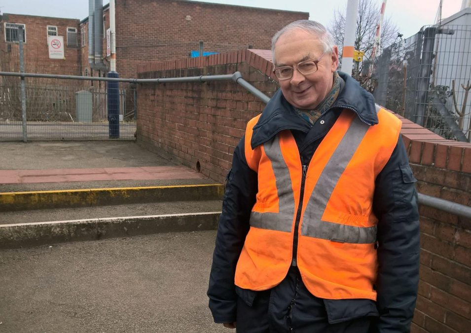 Station adopter Tony Cave urges passengers to call for more trains at Carlton and Netherfield stations during East Midlands Railway consultation