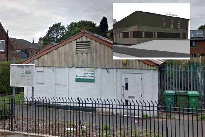 Plans to replace Wells Community Centre with new facility given go-ahead