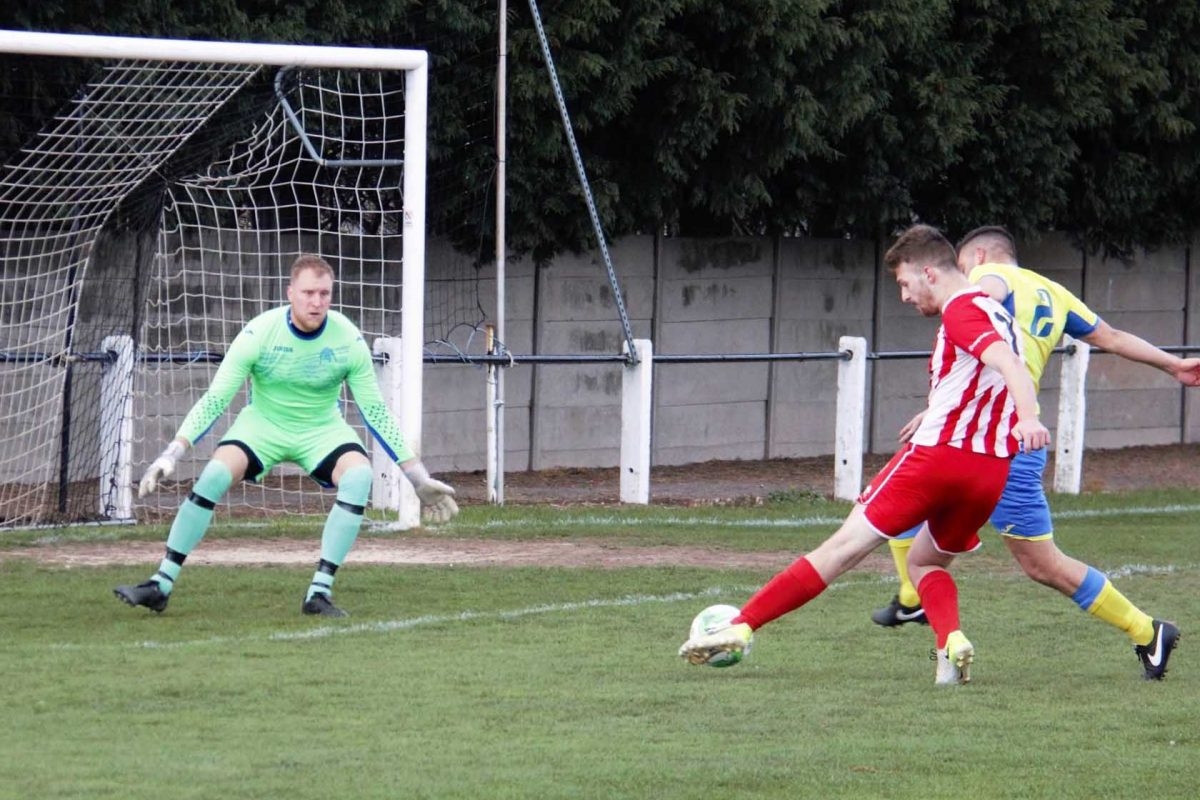 MATCH REPORT: Ingles 2 – 1 Gedling Miners Welfare FC