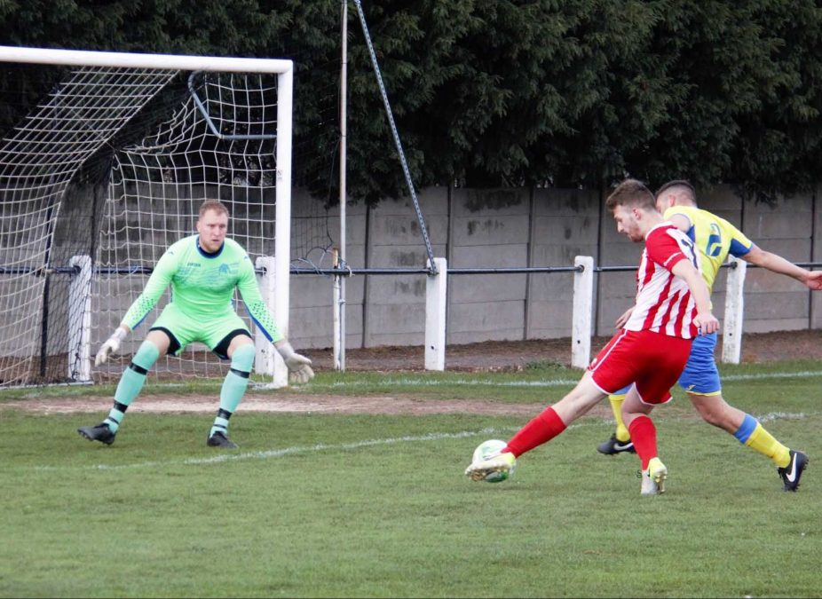 Photo of MATCH REPORT: Ingles 2 – 1 Gedling Miners Welfare FC