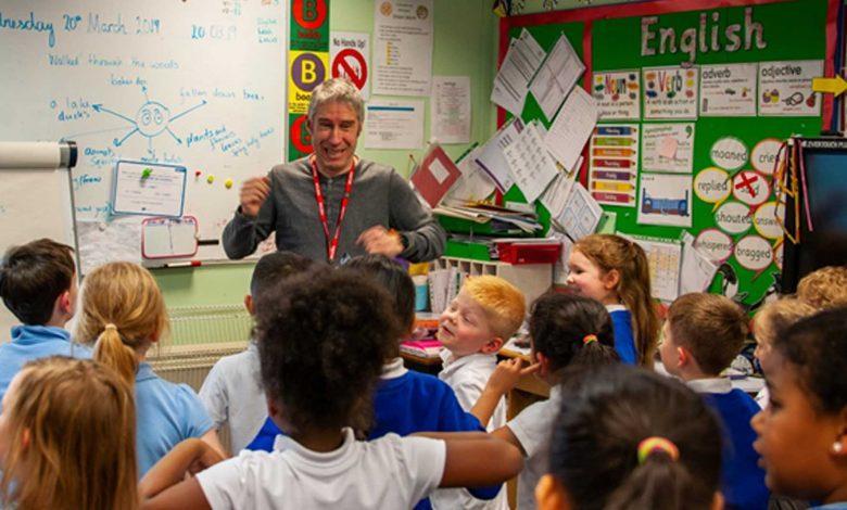 andy-tooze-calverton-school-visit
