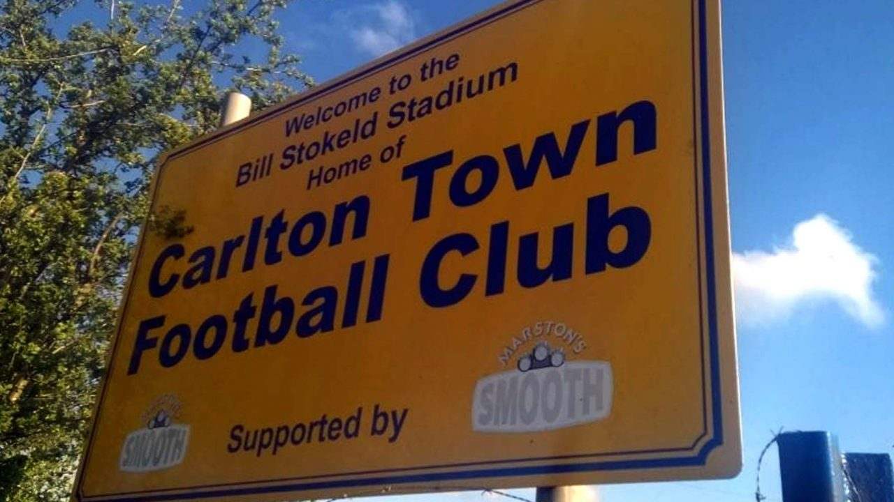 MATCH REPORT: Brighouse Town 4-0 Carlton Town