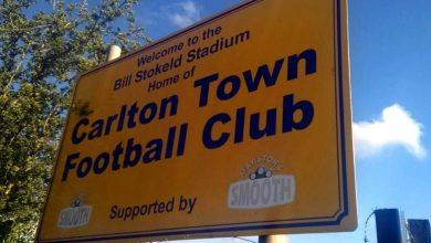Photo of MATCH REPORT: Carlton Town 2-2 Sheffield FC