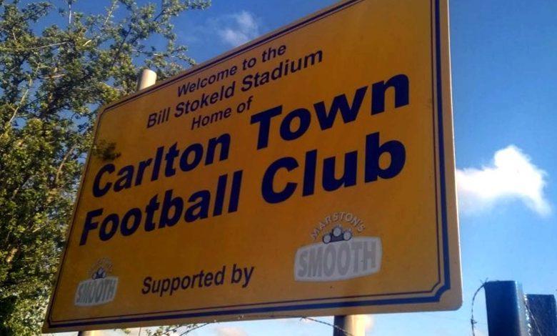 carlton-town-sign