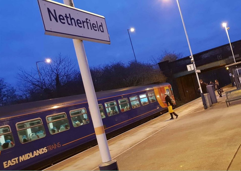 'Malicious' device discovered on train tracks at Netherfield connected to pro-Brexit protest