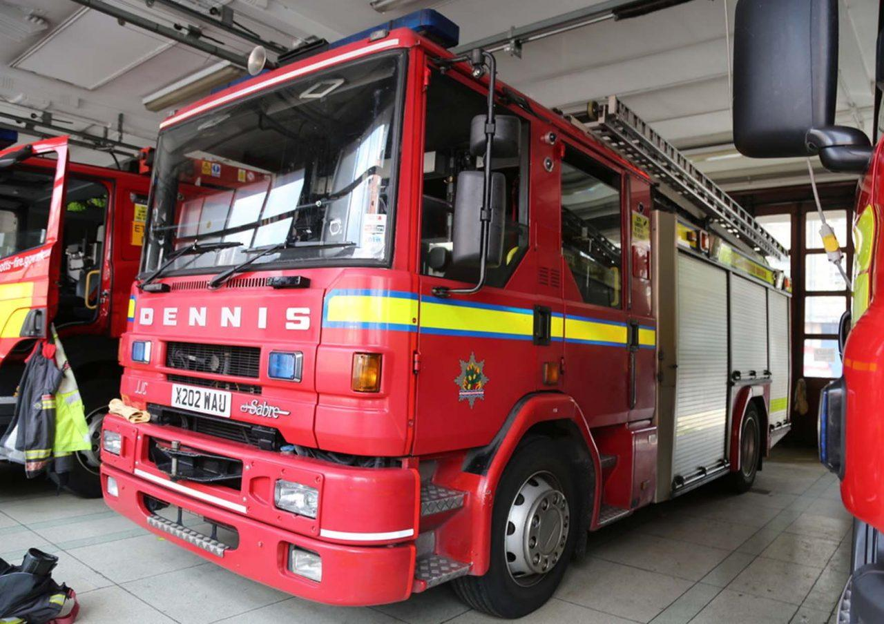 notts-fire-engine
