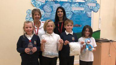 Photo of Pupil secures eco cash-boost for Carlton school after winning national design competition