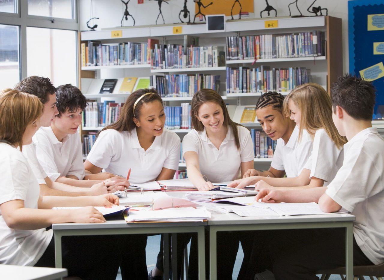 secondary-school-pupils