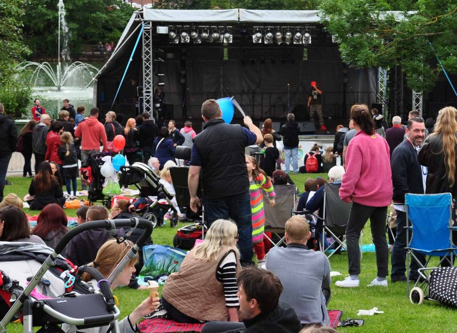 New details revealed about Arnold Carnival which will be 'plastic clever'