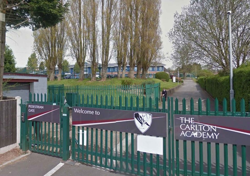 Carlton Academy extension to create 300 new secondary school places in Gedling