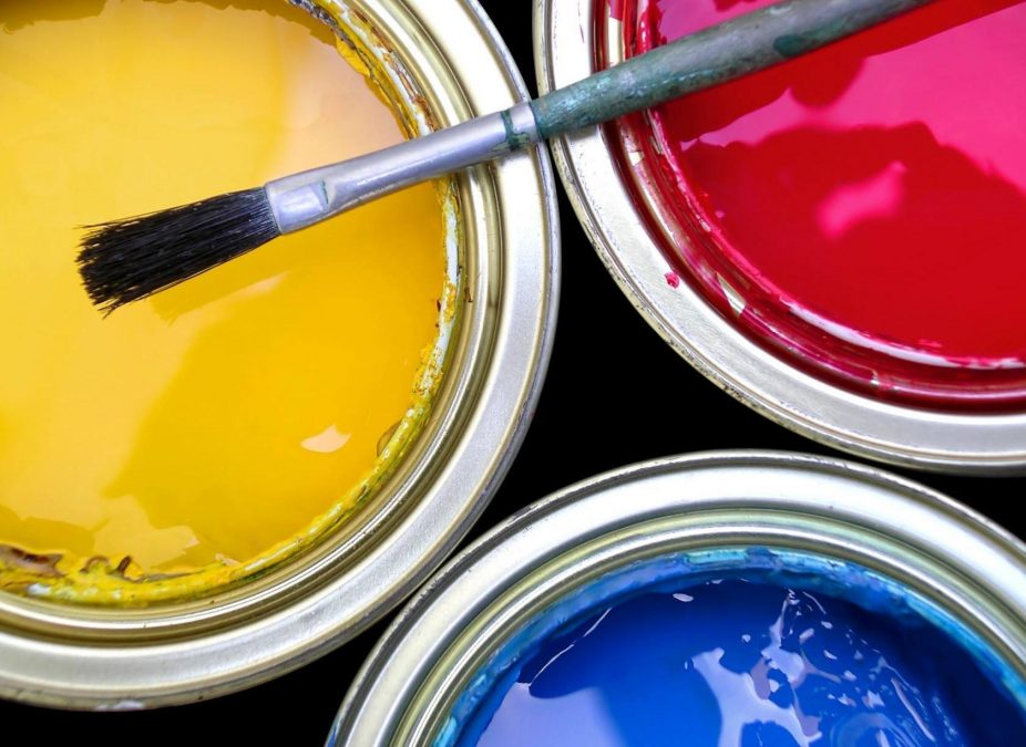 Pot luck: Low-cost recycled paint up for grabs in Calverton as part of council scheme to cut waste