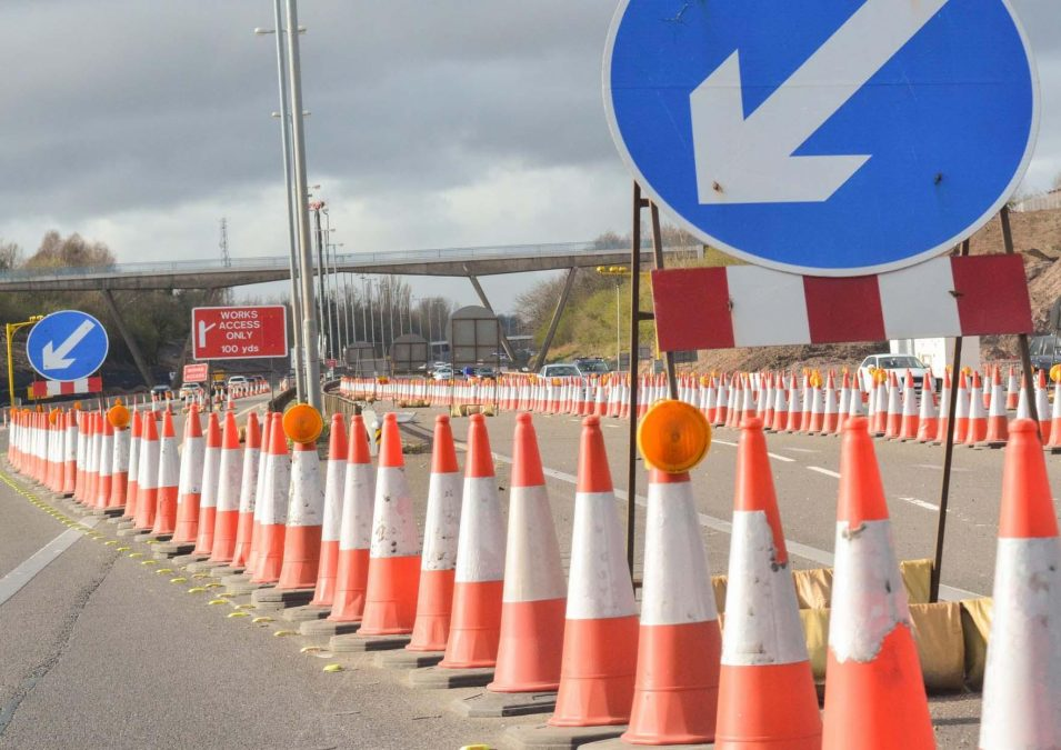 Watch out for these roadworks across Gedling borough over the next few weeks