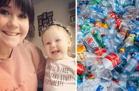 Calverton mum to launch new green scheme in bid to help 'protect the future' for her young daughter