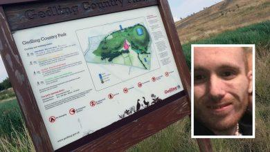 Photo of Dylan's memory to live on as new bench is unveiled at Gedling Country Park