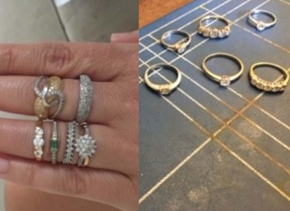 Police appeal after rings and cash stolen during burglary in Gedling
