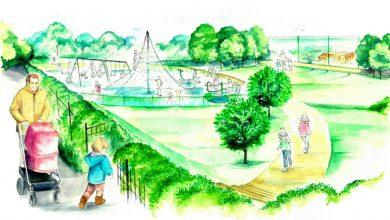 Photo of Work to begin on £140,000 park and play area in Mapperley