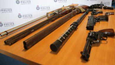 Photo of Public can hand in Illegal guns to police without fear of prosecution in two-week surrender