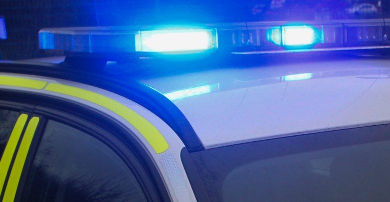 Police car siren