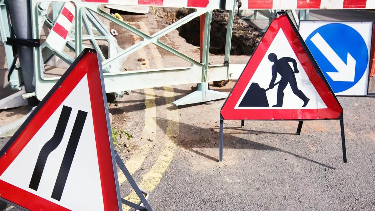 Watch out for these roadworks across Gedling borough this week