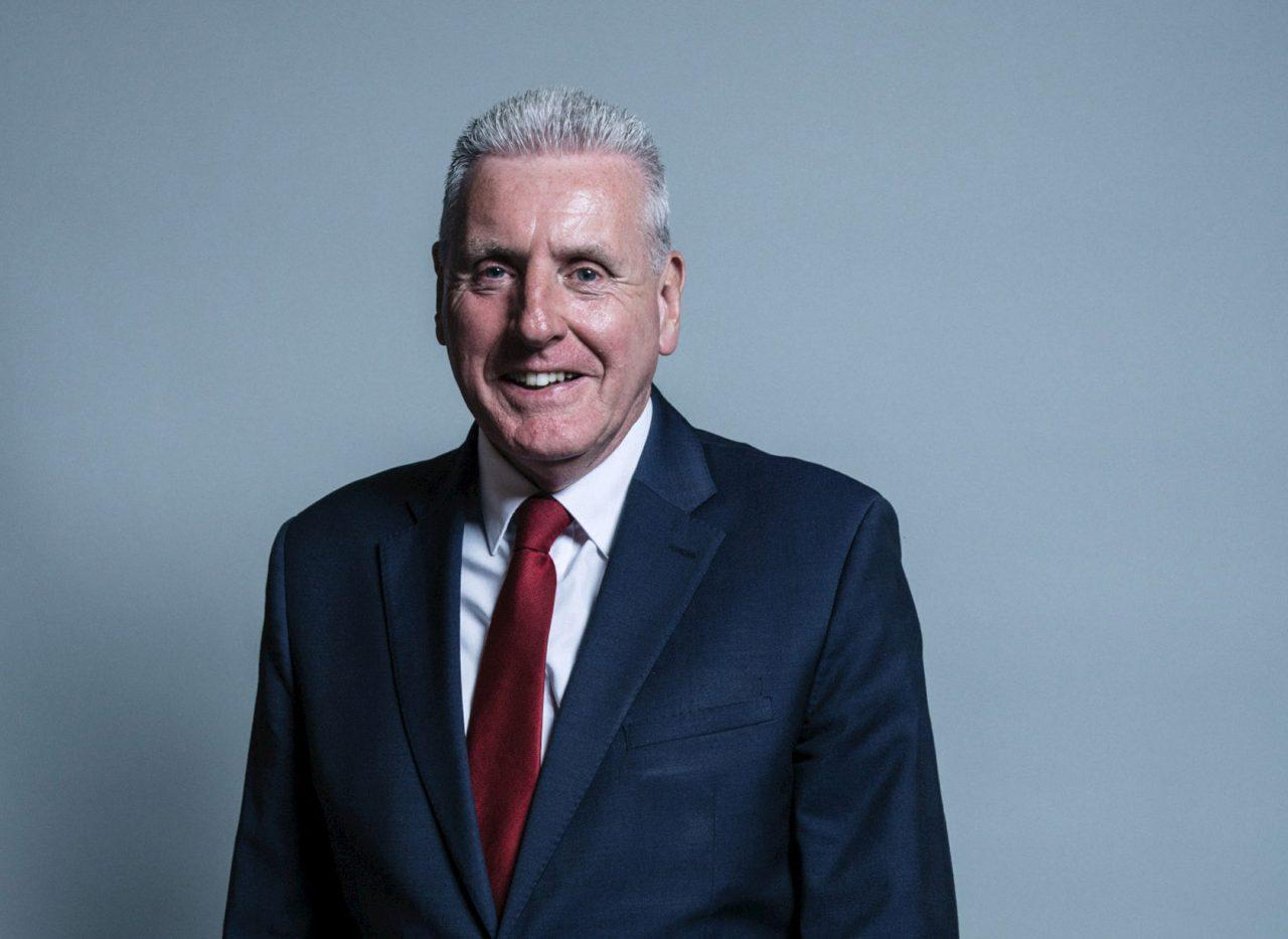 Vernon Coaker general election