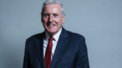 Photo of Council plans to honour former Gedling MP Vernon Coaker for 22 years of service to the borough