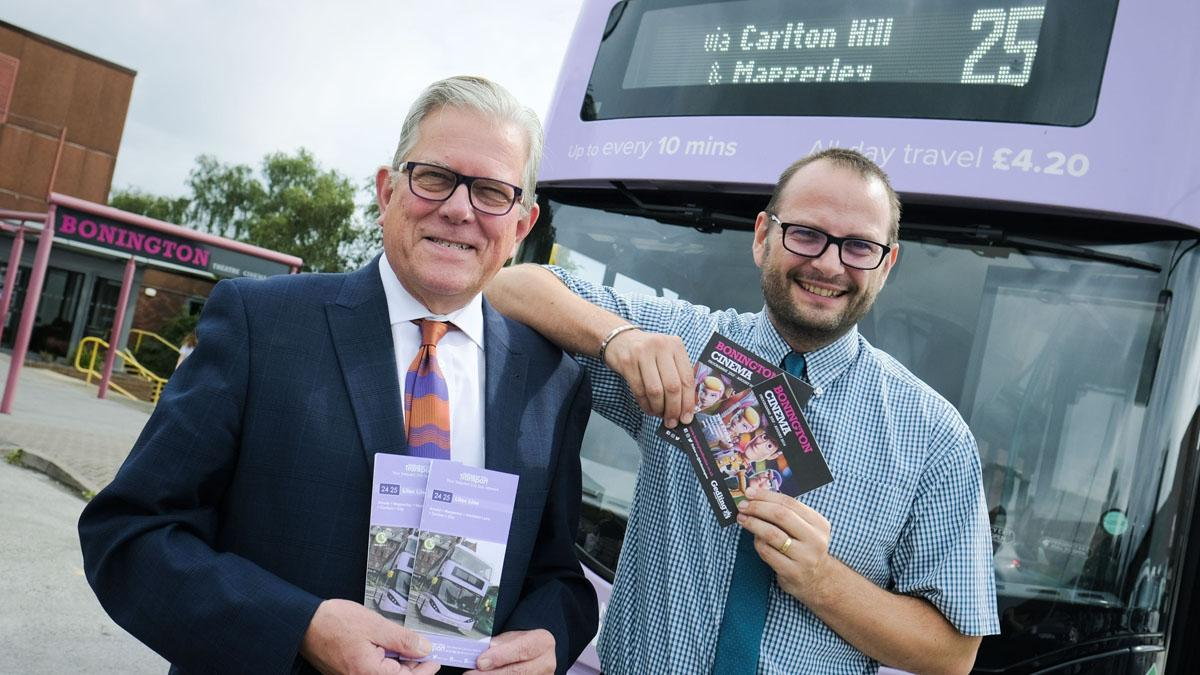New Arnold 'night bus' will allows borough revellers to leave their cars at home
