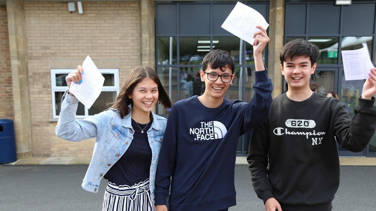 GCSE results 2019: 'Supreme' grades for pupils at Carlton le Willows
