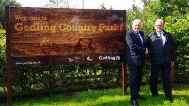 Photo of Gedling leaders: 'Time running out to help Gedling Country Park secure top award'