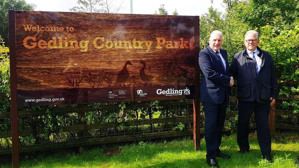 Gedling leaders: 'Time running out to help Gedling Country Park secure top award'
