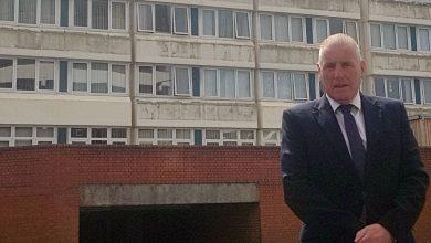 Photo of MP calls two-year wait for improvements to 'neglected' block of flats in Carlton an 'utter disgrace'