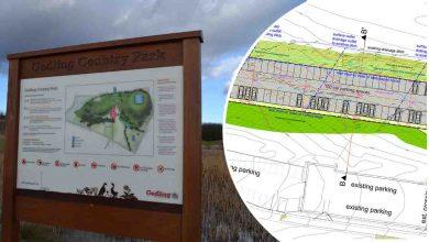 Photo of Plans submitted for 100 extra parking spaces at Gedling Country Park
